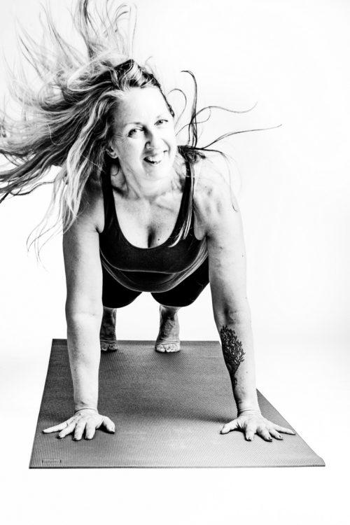 Plankasana yoga